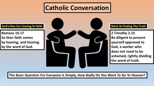 Catholic Conversation