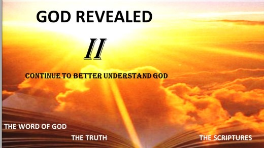 God Revealed Picture2
