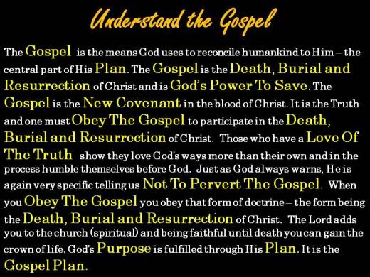 Gospel Defined 4