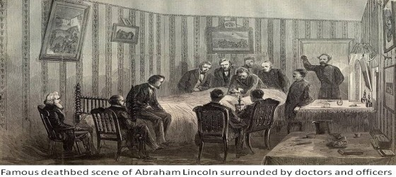 lincolndeathbed