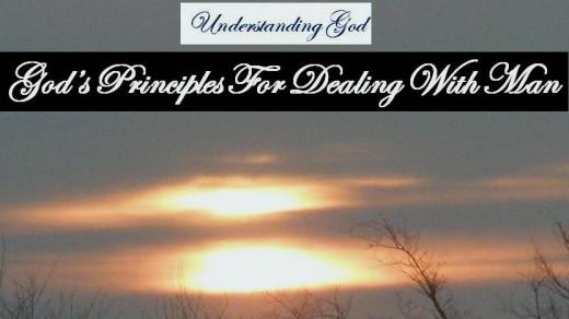 God's Principles