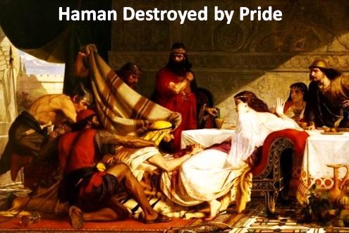 Haman's Pride