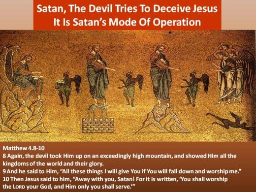 Satan Deceives